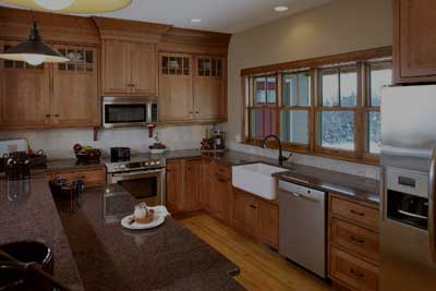Kitchen Remodels -feat